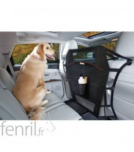 Kurgo Backseat Barrier - filet chien pour voiture