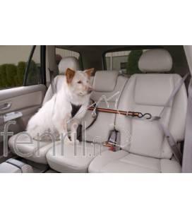Kurgo Leash & Zip Line Combo - accessoire transport pour chien