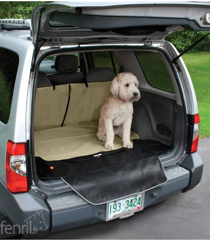 housse de protection coffre de voiture pour chien kurgo. Black Bedroom Furniture Sets. Home Design Ideas