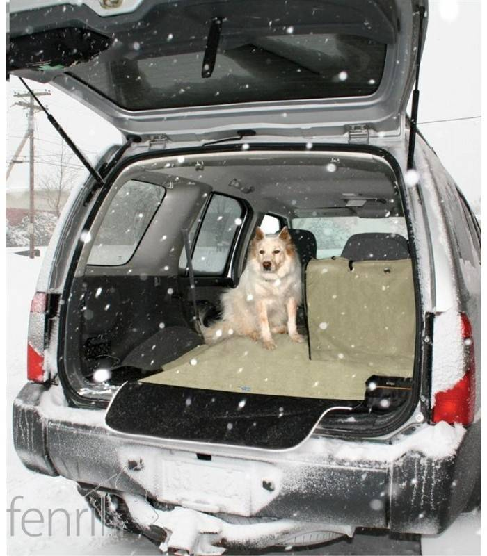 housse de protection coffre de voiture pour chien kurgo cargo cape. Black Bedroom Furniture Sets. Home Design Ideas