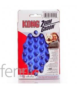 Zoom Groom Kong - brosse pour chien