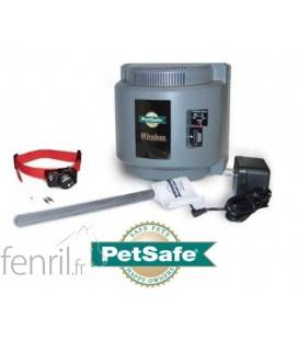 Petsafe Wireless Pet Containment - cloture pour chien