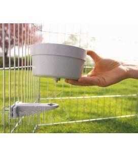 Gamelle de cage pour chien Savic