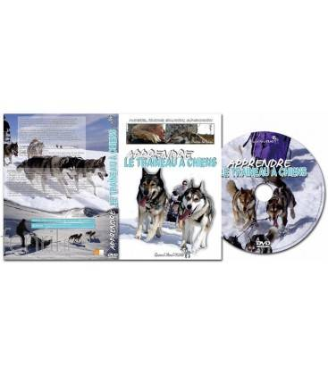 Apprendre le traineau à chiens - DVD Grand Nord Films