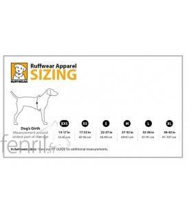 Sun Shower 2014 Ruffwear - imperméable pour chien