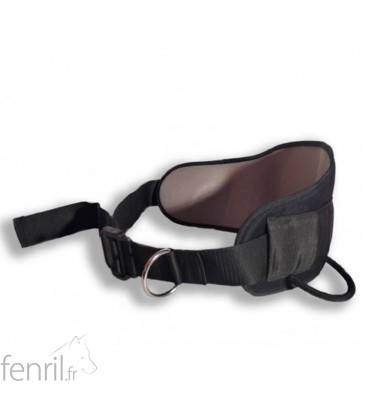 Musher - ceinture canirando Manmat