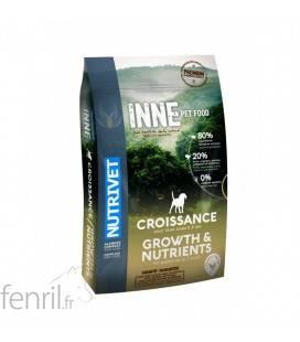 Nutrivet INNE Growth & Nutrients - croquettes pour chien