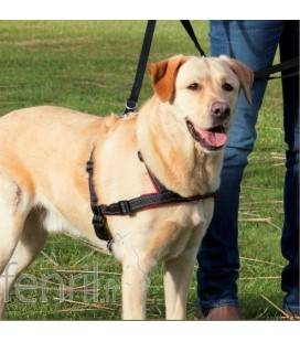 Trixie Lead'n'Walk Soft - harnais pour chien