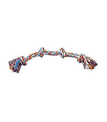Jouet corde 4 noeuds