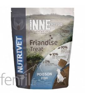 Nutrivet Wild Fish Dog Treat - friandises pour chien