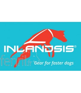 Inlandsis autocollant Logo