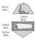 MSR Hubba NX - tente randonnée
