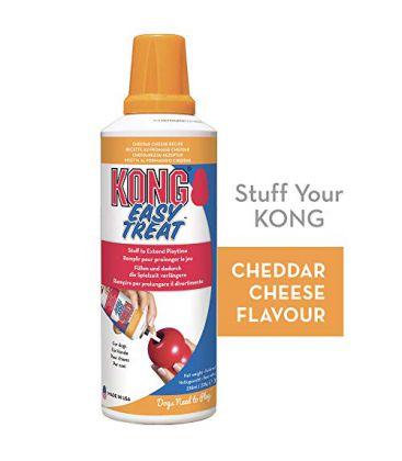 Kong Stuff-N' Easy Treat goût cheddar