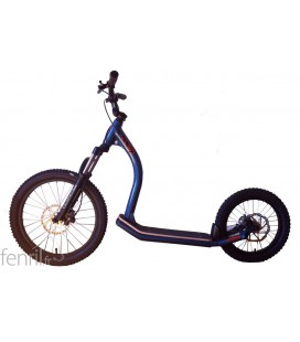 Gravity Scooter Pixies - cani trottinette