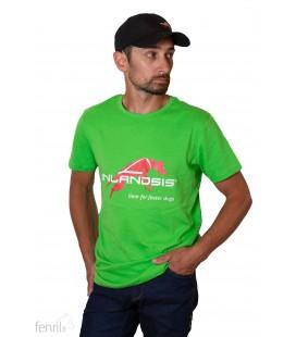 Inlandsis T-shirt coton bio homme